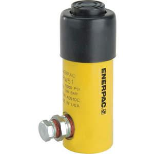 ENERPAC RW51 Universal Cylinder 5 Tons 1in. Stroke L   AE6TFR 5UXA2