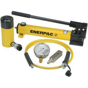 ENERPAC SCR-256H Pump/standard Cylinder Set 25 Ton Cap   AE7NBV 5ZL64