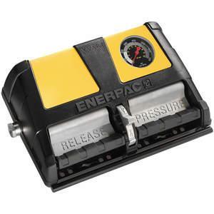 ENERPAC XA11G Air Powered Pump 10k Psi Gauge | AA8KUJ 18Y553