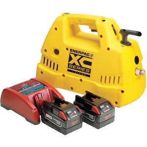 ENERPAC XC1201MB Hydraulic Pump Battery Operated | AG6RMF 46C542