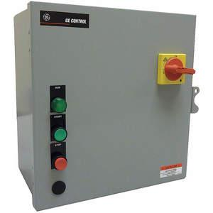 GENERAL ELECTRIC GE-CE0204SSPT1 Combination Starter Nema 1 Stop/start 2-4 A | AC8ERC 39N402