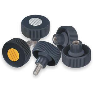 KIPP K0261.2208 Knurled Wheel M8 Internal Stainless Steel 1.42 1.99 | AC8QXU 3DCD6