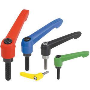KIPP K0269.30886X25 Adjustable Handle Green 8 x 25 | AA7JWG 16A773
