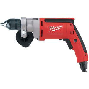 MILWAUKEE 0302-20 Electric Drill 1/2 Inch 0 To 850 Rpm 8.0a | AE9VGD 6MR87