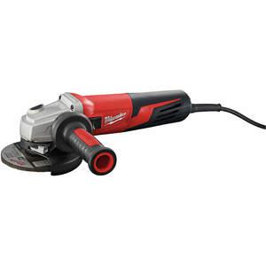 MILWAUKEE 6117-33 Angle Grinder 5 Inch No Load Rpm 11000 | AE9VKX 6MRT1