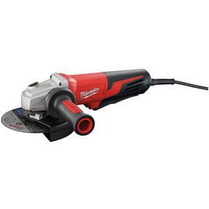 MILWAUKEE 6161-31 Angle Grinder 6 Inch No Load Rpm 9000 | AE9VLA 6MRT5