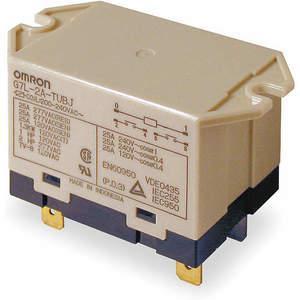 OMRON G7L-2A-TUBJ-CB-AC24 Enclosed Power Relay 25a 24vac Dpst | AC8GKF 3A354