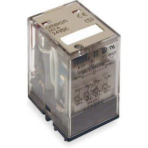 OMRON MY4N-DC24(S) Relay 14pin 4pdt 5a 24vdc | AC8GKD 3A352