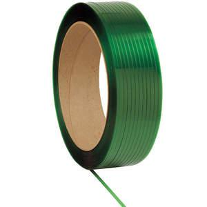 PAC STRAPPING PRODUCTS 4821606T90W Strapping Polyester Waxed 9000 Feet Length | AA7UCX 16P050