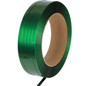 PAC STRAPPING PRODUCTS 8840256G22W Strapping Polyester Waxed 2200 Feet Length | AA7UDE 16P060