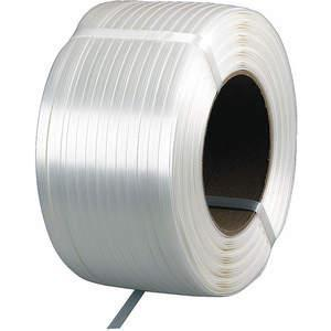 PAC STRAPPING PRODUCTS CC55 Strapping Polyester Cord 1960 Feet Length | AA7UDU 16P073
