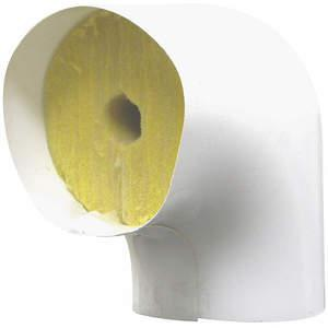 PERFORMANCE INSULATION FABRICATORS INC. ELL331 Fitting Insulation 90 Elbow 5/8 Inch Id | AE9VEM 6MPY7