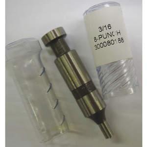 ROPER WHITNEY 300080188 Knockout Punch 3/16 inch 158 Gauge | AH8CYL 38GU65