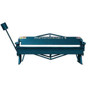 ROPER WHITNEY U416 Bench Brake 48 Inch Bend Length 16 Gauge | AF7QUV 22JK92