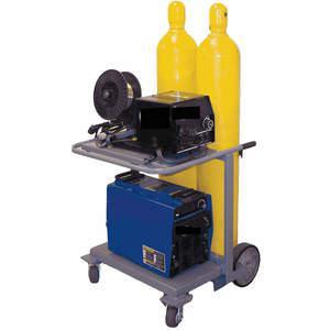 SAFTCART IV-2 Inverter Cart Holds 2 Cylinder | AE7CJQ 5WXN6