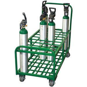 SAFTCART MM6-36 Cylinder Trolley 17-3/4 Inch Width 2400 Lb. | AE7CGZ 5WXH7