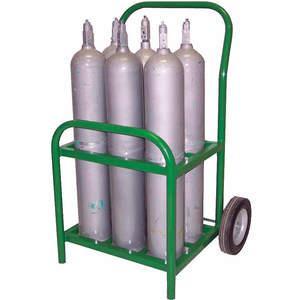 SAFTCART MDE-6 Cylinder Trolley 21 Inch Width 250 Lb. | AE7CGR 5WXH0