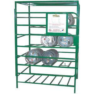 SAFTCART SPC-12 Gas Cylinder Cabinet 48 x 36 Capacity 12 | AE7CKG 5WXR1