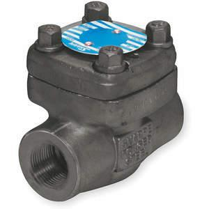 SHARPE VALVES SV24834TE010 Piston Check Valve Forged Carbon Steel | AB2XYJ 1PPL4