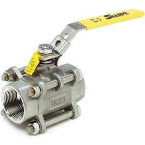 SHARPE VALVES SV53036TE024 Stainless Steel Ball Valve Fnpt 2-1/2 In | AC8MLX 3CFV7