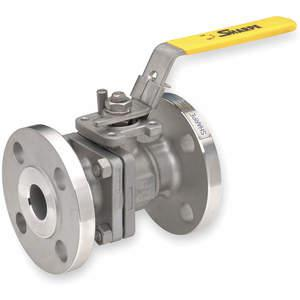 SHARPE VALVES SV50116M010 Stainless Steel Ball Valve Flanged 1 In | AB2XZF 1PPT5
