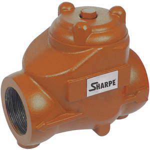 SHARPE VALVES SVOP20CC6VV020 Oil Patch Swing Check Valve Carbon Steel | AC7ZUN 39C398