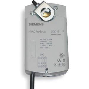 SIEMENS GQD151.1P Actuator Torque 20 90 Degree Timing 30 Sec | AC3WCT 2WXU2