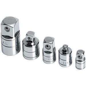 SK PROFESSIONAL TOOLS 4506 Socket Adapter Set 5 Pc   AA4BJF 12D255