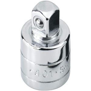 SK PROFESSIONAL TOOLS 451 Socket Adapter 3/8 F x 1/2 Inch M | AA4JXT 12P881