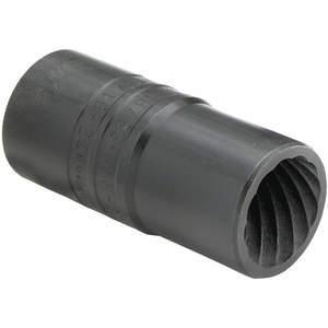 SK PROFESSIONAL TOOLS 842 Socket 3/8 Inch Drive 12mm 12 Point Deep | AA4JJW 12P169
