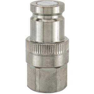 SNAP-TITE 71-3N8-8EFV Coupler Nipple 3/4-16 Body Steel | AF6WRM 20LJ91