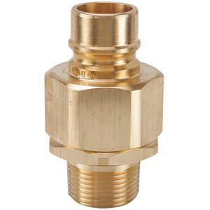 SNAP-TITE BVHN12-12M Coupler Nipple 3/4-14 Body Brass | AF6WAZ 20LF37
