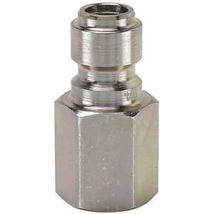 SNAP-TITE PEAN8-8F Coupler Nipple 1/2-14 Body Steel   AF6WBV 20LF67