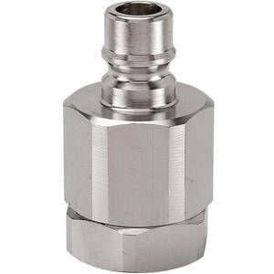 SNAP-TITE SVHN4-4F Nipple 1/4-18 1/4 Inch Body 316 Stainless Steel | AF6WHK 20LG98