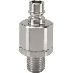 SNAP-TITE SVHN12-12M Nipple 3/4-14 3/4 Inch Body 316 Stainless Steel | AF6WGY 20LG87