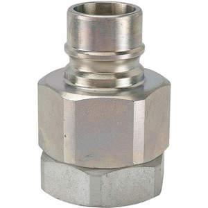 SNAP-TITE VHN8-8F Coupler Nipple 1/2-14 1/2 Inch Body Steel | AF6WNZ 20LJ33