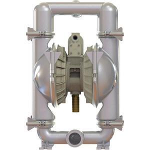 STANDARD PUMP SPFP20NPS Pump 2 Inch 185 Gpm Santoprene Diaphragm   AC8EXD 39N543