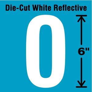 STRANCO INC DWR-6-0-EA Number Label 0 White   AD4JHA 41R077