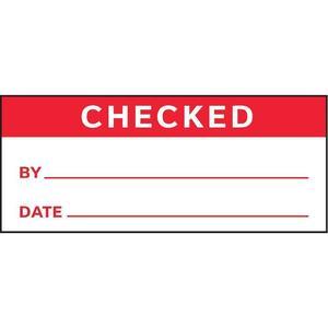 STRANCO INC TC-21007 Quality Label Polyester - Pack Of 350 | AF4YZA 9RNT0