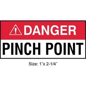 STRANCO INC TC3-22130 Inspection Label ENG Maintenance PK225 | AH3AWA 30XD62