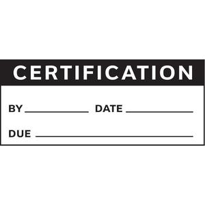 STRANCO INC TCSL3-21006 Quality Inspection Label 1 Inch H - Pack Of 225 | AF6CGC 9WJN8