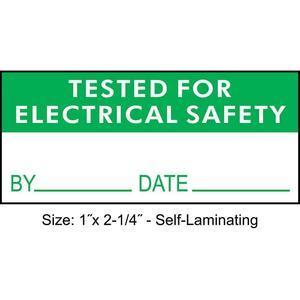 STRANCO INC TCSL3-21016 Inspection Label ENG Maintenance PK225 | AH3AVE 30XD43