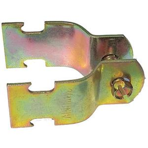 SUPER-STRUT 703 1 1/4 Pipe Clamp Universal 1 1/4 Inch Gold - Pack Of 10 | AB9ZXX 2HAP7
