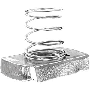 SUPER-STRUT A100 1/4 Nut Spring 1/4 Inch - Pack Of 25 | AE7GLR 5YE10