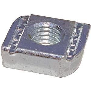SUPER-STRUT AB100 5/8 Nut Springless - Pack Of 25   AE7GML 5YE31