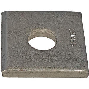 SUPER-STRUT AB241 1/2SS Channel Washer Square 1/2 Inch Stainless Steel - Pack Of 25 | AB9ZXU 2HAP4