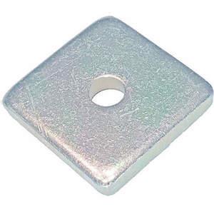 SUPER-STRUT AB241 1/4EG Washer Square 1/4 - Pack Of 25   AE7GNJ 5YE58