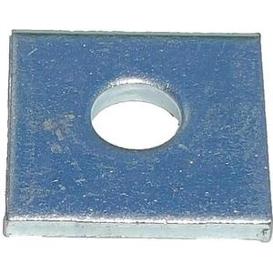 SUPER-STRUT AB241 1/2EG Washer Square 1/2 - Pack Of 25 | AE7GNH 5YE57