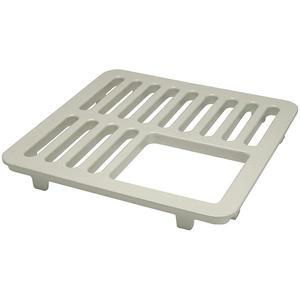 ZURN P1900-3-GRATE Three Qtr Floor Drain Grate 8-7/8 Inch Length | AB6URJ 22F402
