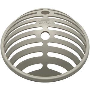 ZURN P1900-semi-dome Drain Dome Height 2-11/16 In | AB6URM 22F406